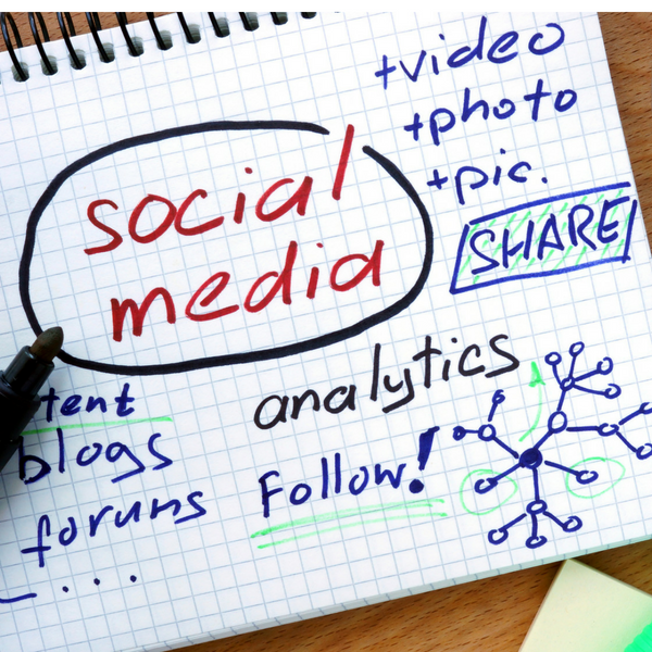 use social media to distribute your blog content